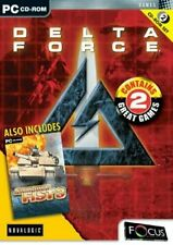 Delta Force 1 with Armoured Fist 3 PC CD-ROM GAMES