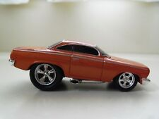 MUSCLE MACHINES - '62 CHEVY BEL AIR BUBBLE TOP - STREET MACHINE - 1/64 (LOOSE)