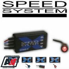 Omex Speed System Twin Coil Engine Rev Limiter & LED Shift Light In One Unit ADV