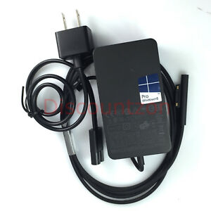 Original Microsoft Surface Pro 4 3 Power Supply 1625 adapter 12V 2.58A charger