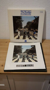 The Beatles Abbey Road HMV LTD Edition CD Box Set inkl. 2 Poster, Booklet & Pin