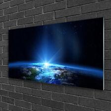 Wandbilder aus Plexiglas® 100x50 Acrylglasbild Abstrakt Weltall