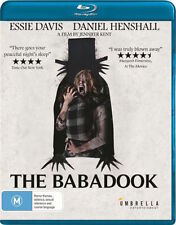 THE BABADOOK (DIRECTOR: JENNIFER KENT) - (BLU-RAY) - BRAND NEW!!! SEALED!!!