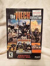 The 'Mech Collection (PC) Rare/HTF, Mechwarrior 4, Black Knight, MechCommander 2