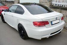 BMW E92 Coupe 06-10 Rear Trunk Lip Spoiler M3 look Boot Spoiler lip add on