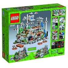 Lego 21137 Minecraft The Mountain Cave **BRAND NEW EXCLUSIVE** RETIRED