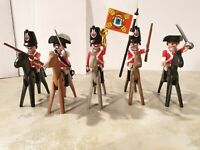 Playmobil Tisch Bank Stuhl Hocker Western Ritter Piraten Garde Soldaten ACW