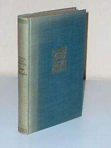Michael de la Bedoyere: GEORGE WASHINGTON (um 1935)