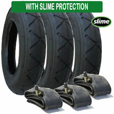 Mountain Buggy Swift Tyres & Inner Tubes x 3 Size 10 x 2 with Slime Protection