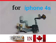 iPhone 4S Proximity sensor induction light power on off flex cable ribbon ear