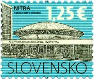 Slovakia 2017 Pofis 628 ** Nitra