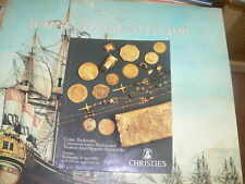 "Christie's 1993-04.Treasure Spanish Shipwrecks- Coins, Banknotes, ""tumbaga Bars"""