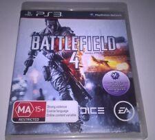 Battlefield 4 - Playstation 3 PS3 Aus Game