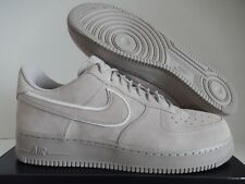 NIKE AIR FORCE 1 07 LV8 SUEDE MOON PARTICLE SZ 14 [AA1117-201]