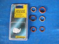 Ensemble de 6 joints de vidange Mécanoto pour tous types de véhicules.