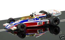 C3414a Scalextric Slot Leyendas Mclaren M23 F1 Edición Limitada 1978 Race Car Nuevo