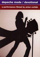 DEPECHE MODE - DEVOTIONAL 2 DVD NEW+