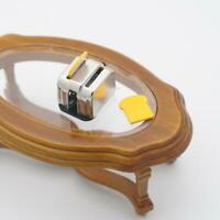 1:12 Scale Dollhouse Miniature  Bread Toaster Model  Kitchen Tool Sale