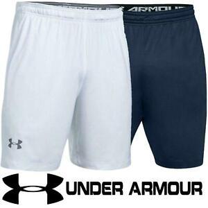 Under Armour Mens Shorts UA MK1 Quick Dry Football Sports Gym Running Short