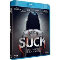 Suck (Malcolm McDowell, Dave Foley, Iggy Pop) BLU-RAY NEUF SOUS BLISTER