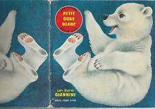 Petit ours blanc M. Le Gwen Giannini  Les Albums Bonne nuit