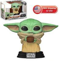 Star Wars Black Series Mandalorian The Child Baby Yoda Grogu Action Figure NEW