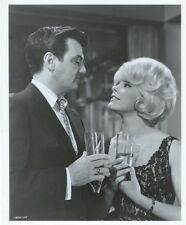 William Campbell, Elke Sommer - The Money Trap (1965)  - 8x10 Original Photo