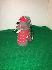 Doctor Who Red Dalek Mini Torch LED Keychain Free Shipping!!!