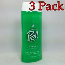 Prell Shampoo, For All Hair Types, 13.5oz, 3 Pack 855093430131T210