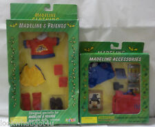 Madeline doll outfit & Accessories Soccer & Travel Accessories
