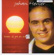 (BE941) Johan Heuser, Waar Ik Ga En Sta - 2000 CD