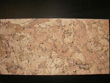 Natural Cork Decorative Wall Tile on a Natural Cork Background