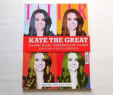 Kate Middleton Tatler UK Magazine Special Collector'€s Issue Feb. 2011 New