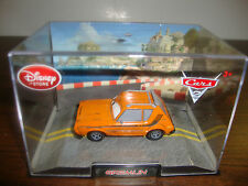 Disney---Cars 2---Gremlin---1:43 Scale Diecast---Clear Case---Factory Sealed