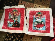1996 Miss Santa Bear Bag Only