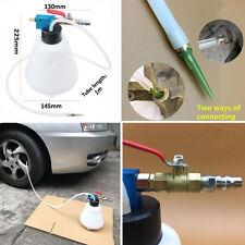 1.4L Auto Car Brake Fluid Oil Change Bleeding Tool Air Pump Oil Bleeder Kit New