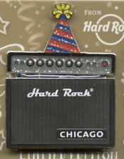 Hard Rock Cafe Chicago Hotel New Year 2015 Amp Pin