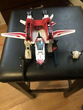 Transformers Classics Jetfire Voyager Class Near Complete