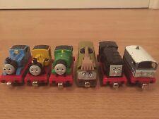 Thomas THE TANK ENGINE Play 6 Take n x treni Duncan Percy Toad 10 Diesel Diesel