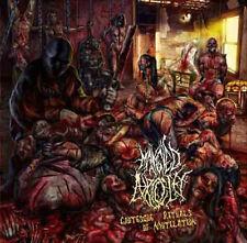 MANGLED ATROCITY Grotesque Rituals Of Mutilation CD