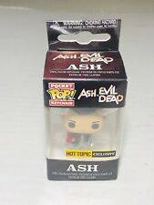 Funko Pocket Pop Keychain Figure Ash Williams Evil Dead Horror Movie Tv Show