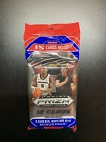2020-21 Panini Prizm Draft Picks Cello Pack Lamelo Ball Obi Toppin Edwards