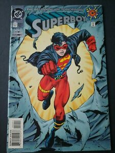 Superboy   # 0 High Grade (1994) Comic