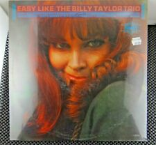 Billy Taylor Trio ‎– Easy Like (Surrey Records ‎– S 1033)