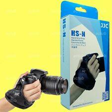 JJC HS-N Genuine Soft Leather DSLR SLR Camera Hand Strap Grip