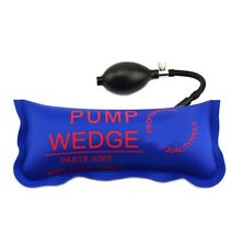 Auto Pump Wedge Inflatable Air Bag Entry Shim Car Door Window Opener Hand Tool