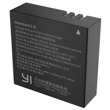 1400mAh Rechargeable Battery Pack Pro for Xiaomi yi 2 4K Sports Action Camera