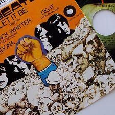 "THE BEATLES LET IT BE EP 7"" VINYL 1972 APPLE PRESS LADY MADONNA DIG IT N.MINT"