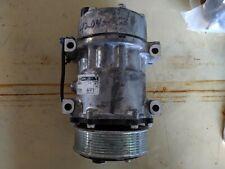 NEW Genuine Sanden AC A/C Compressor Fits: 2004 - 2015 Ford F650 / F750 L6 & V8