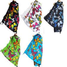 Bufandas y pañuelos de mujer de color principal azul